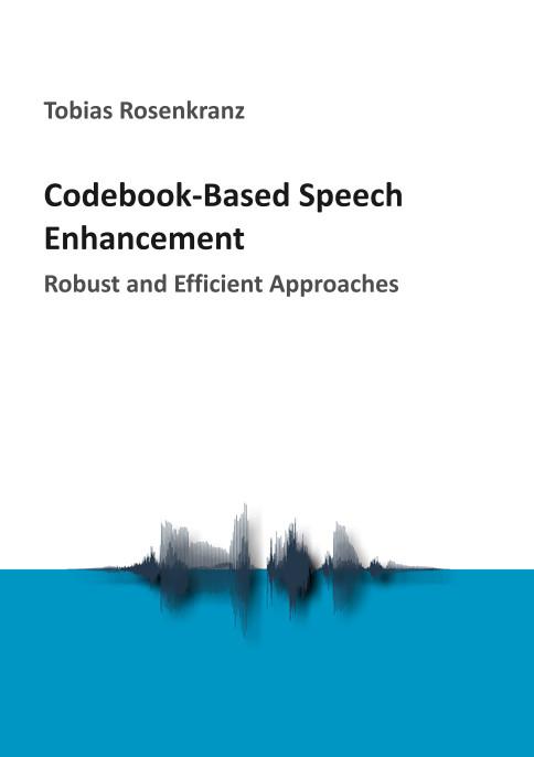 Thesis speech enhancement